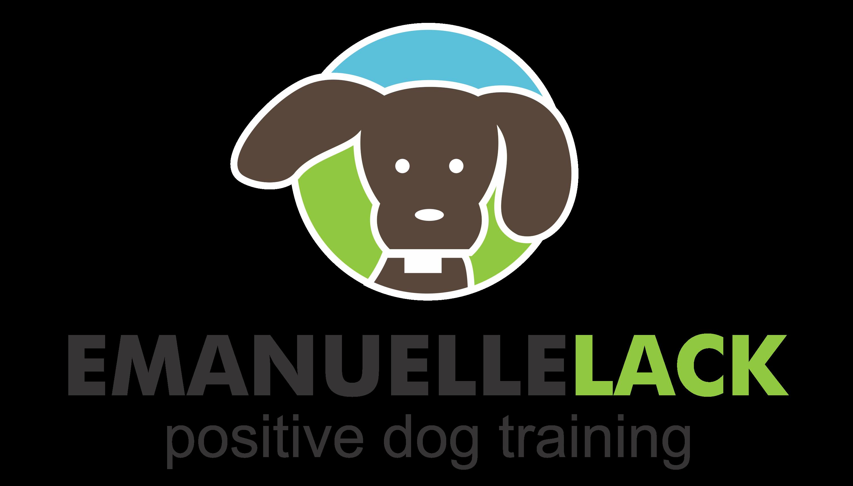 Emanuelle lack positive dog traning